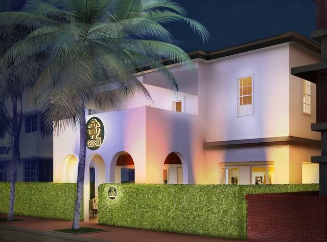 Cavalli Miami Restaurant Lounge