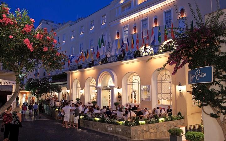 Grand Hotel Qvisisana