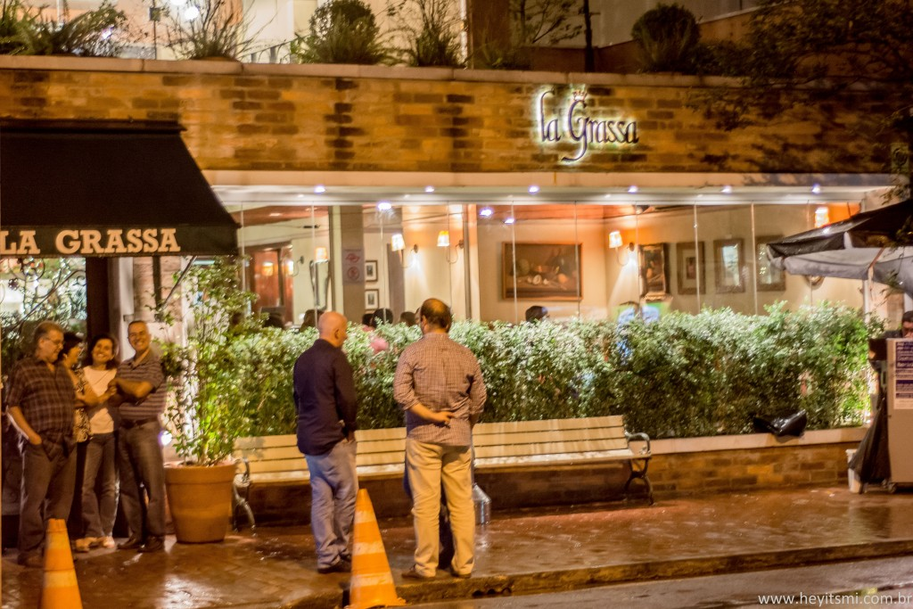 Dica de Restaurante La Grassa São Paulo
