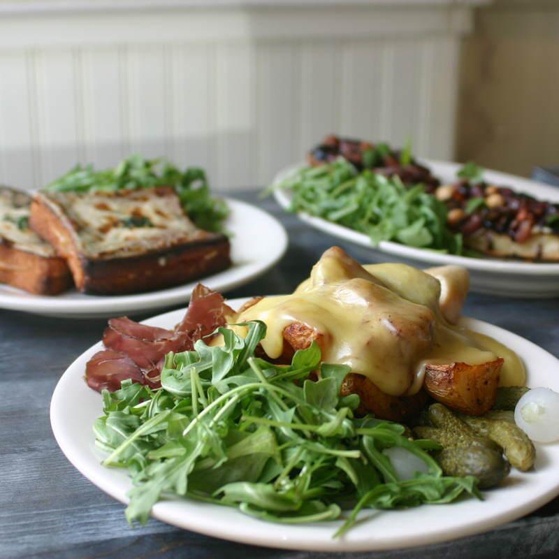 pratos raclette dica