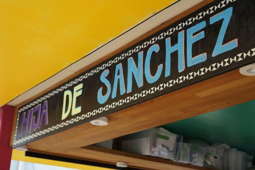 Hija de Sanchez
