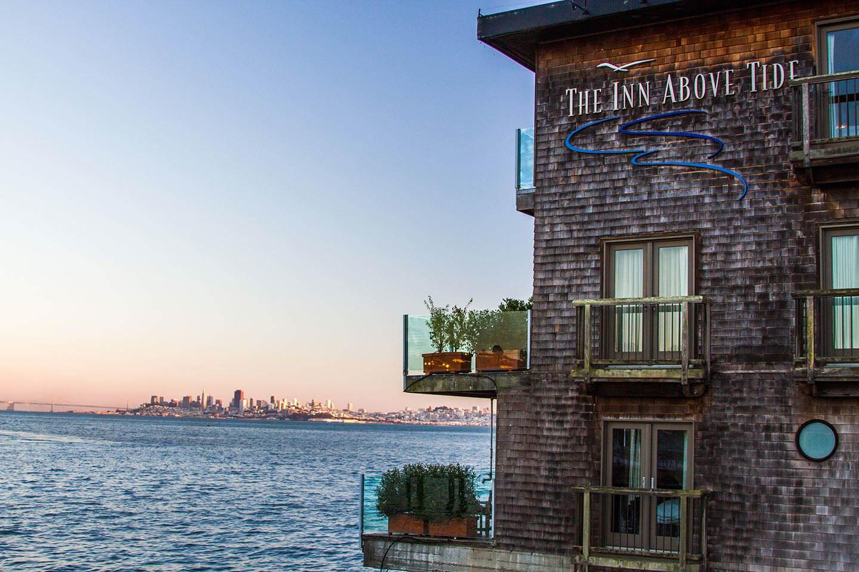 The Inn Above Tide