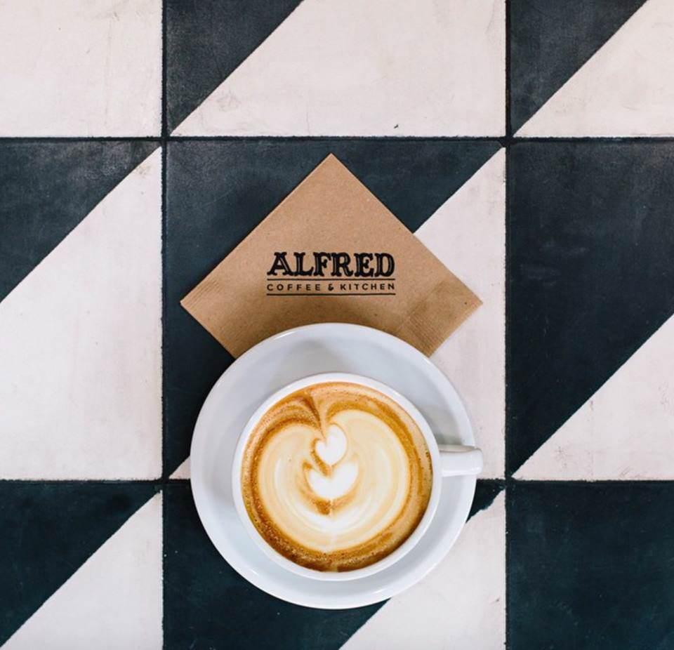 Alfred Coffee 5 dicas Viaje Global