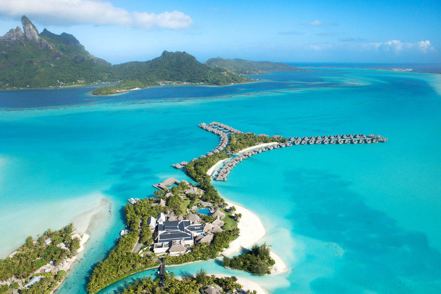 St. Regis Bora Bora Resort dicas Viaje Global
