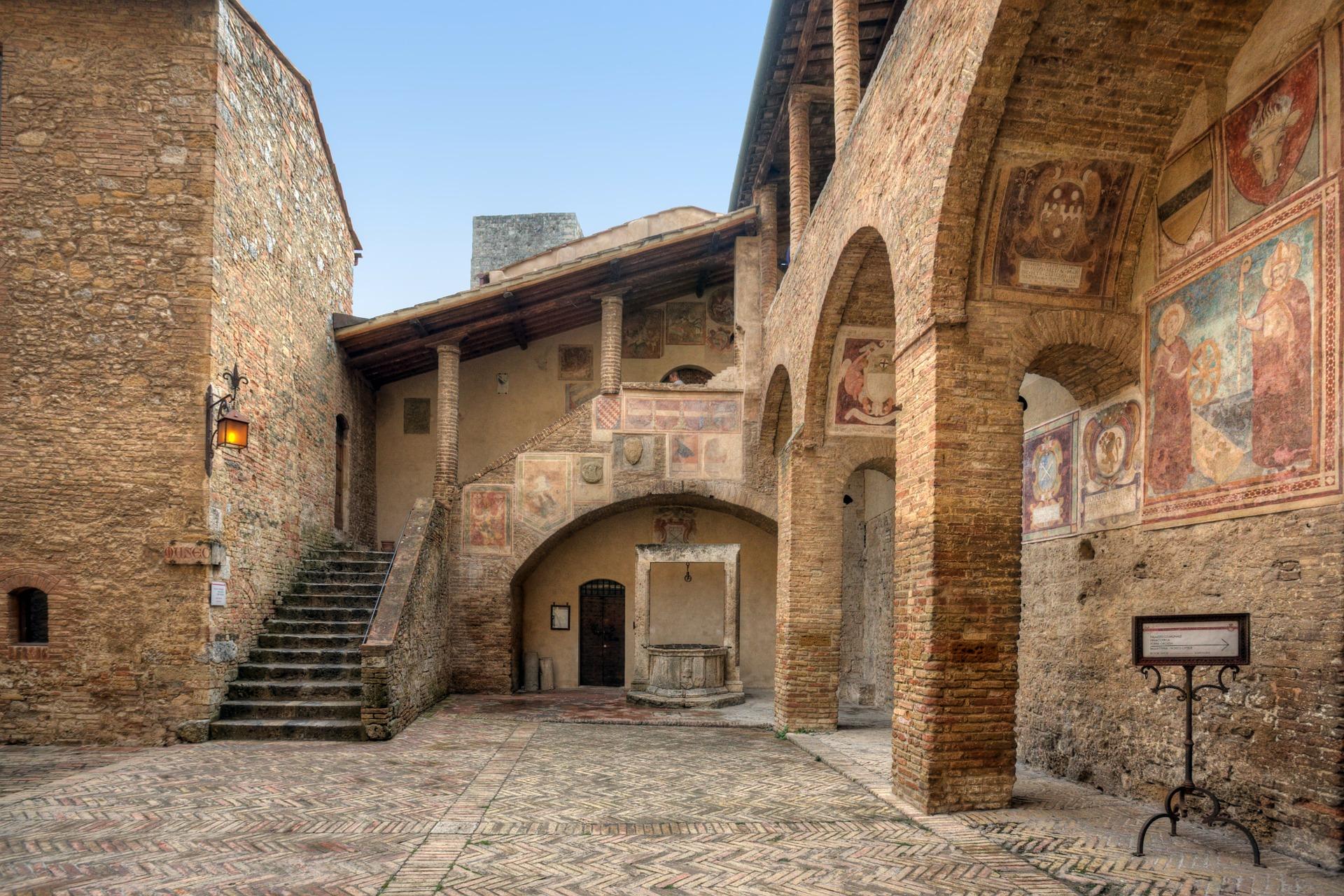 As maravilhosas cidades entre Roma e Florença 5 dicas Viaje Global