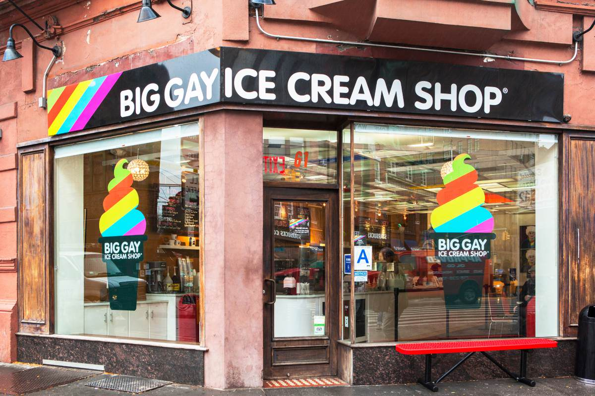 Big Gay Ice Cream dicas Viaje Global