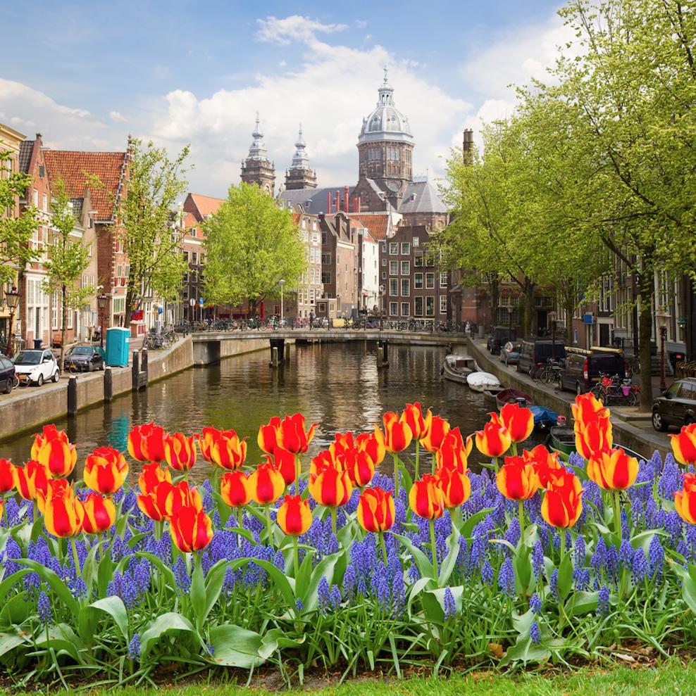 Roteiro 4 dias Amsterdam – Holanda