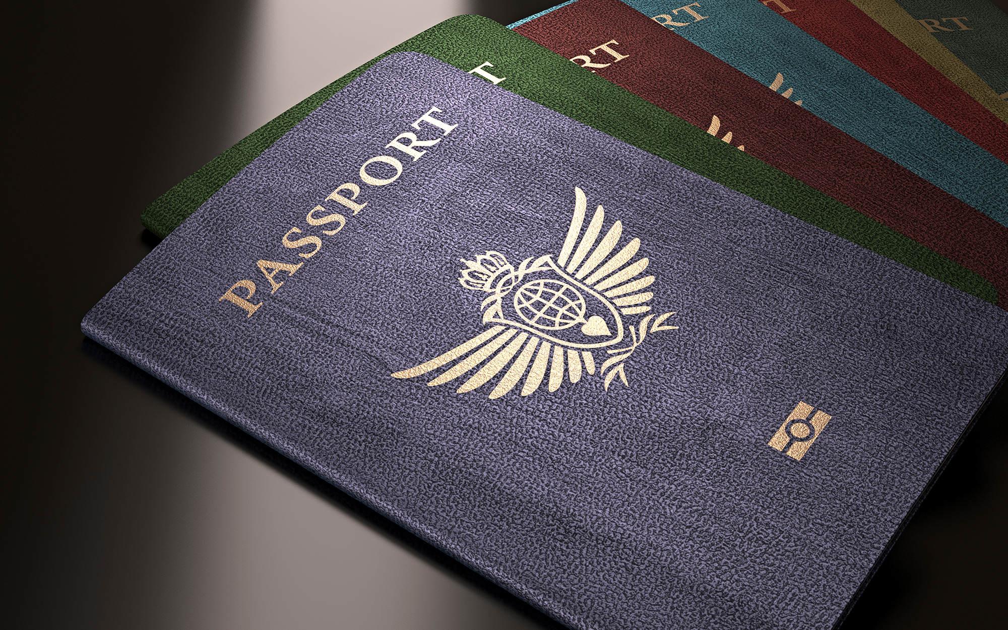 O que significa a cor do passaporte? 3 dicas Viaje Global