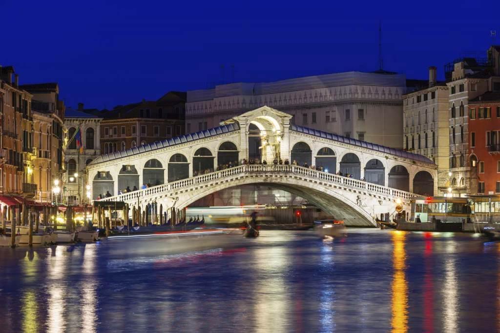 Roteiro de 3 dais em Veneza