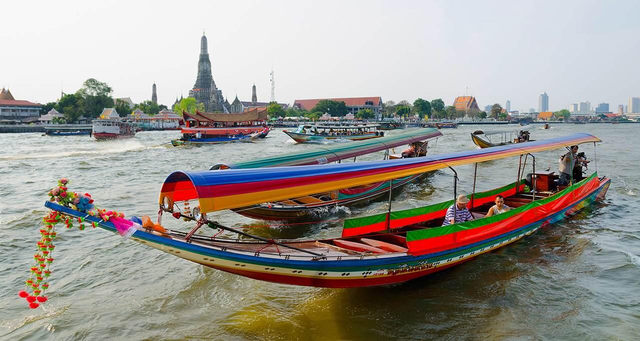 Roteiro de 4 dias em Bangkok 10 dica Viaje Global