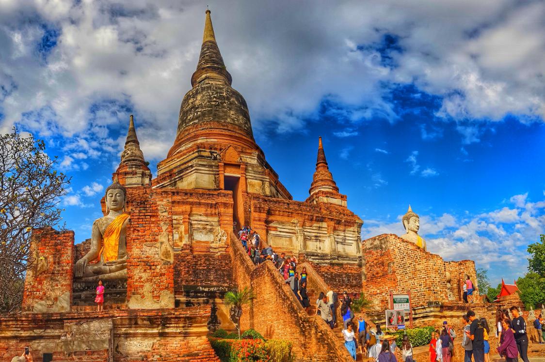 Roteiro de 4 dias em Bangkok dica Viaje Global
