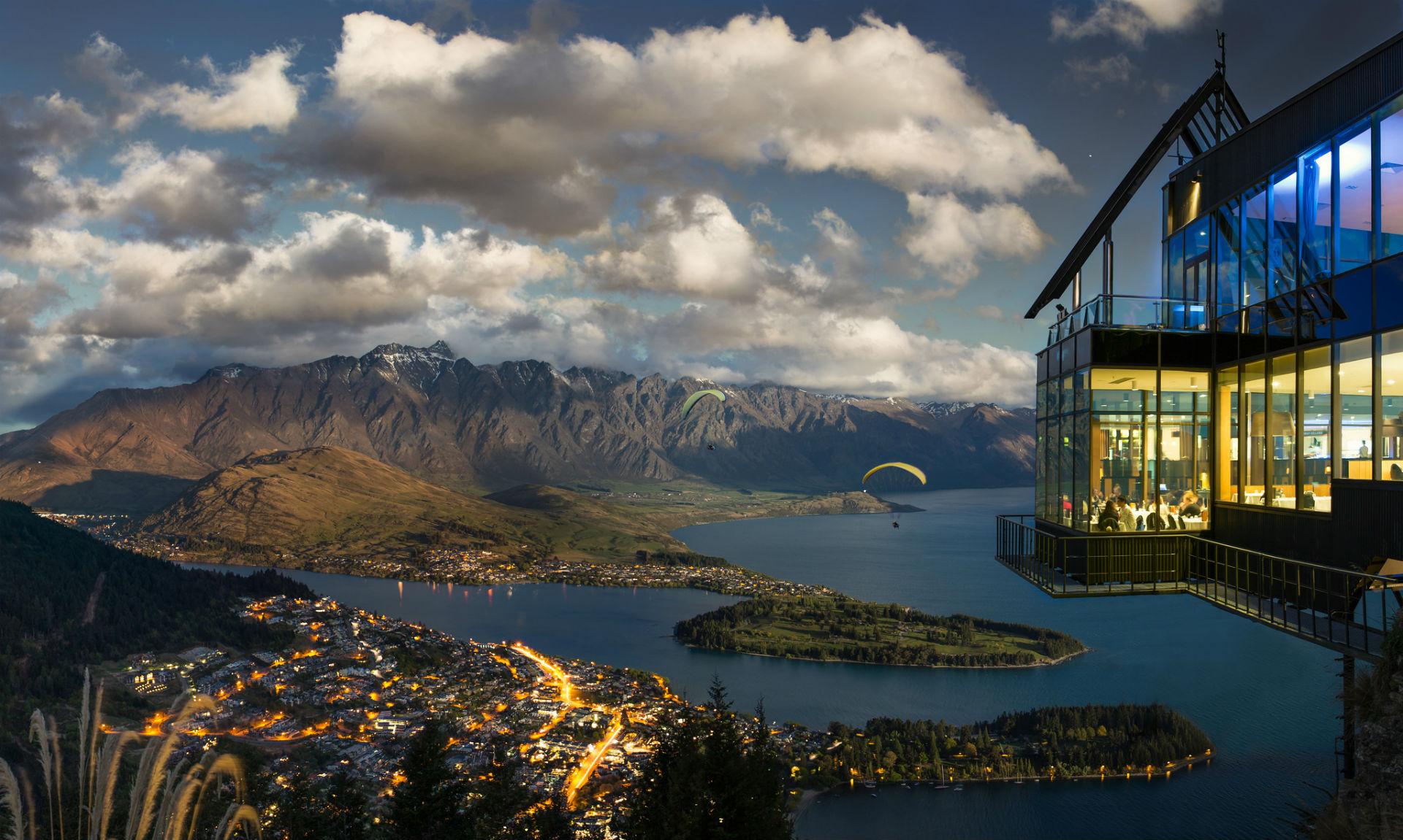Stratosfare – Nova Zelândia